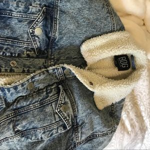 BDG Distressed Jean Jacket